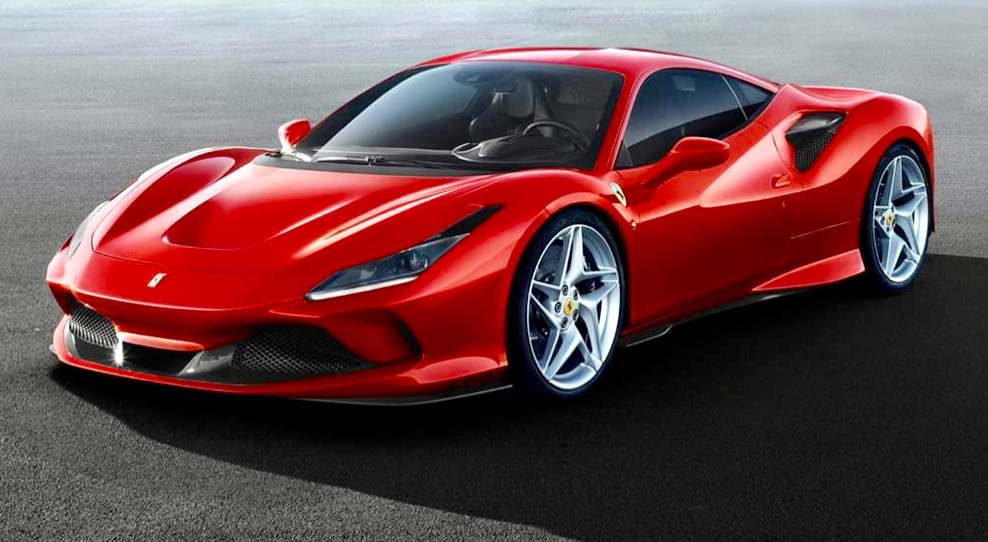 New Ferrari F8 Tributo Delivery 02 2020 Red Full Options Possible Change Configuration Price On Request