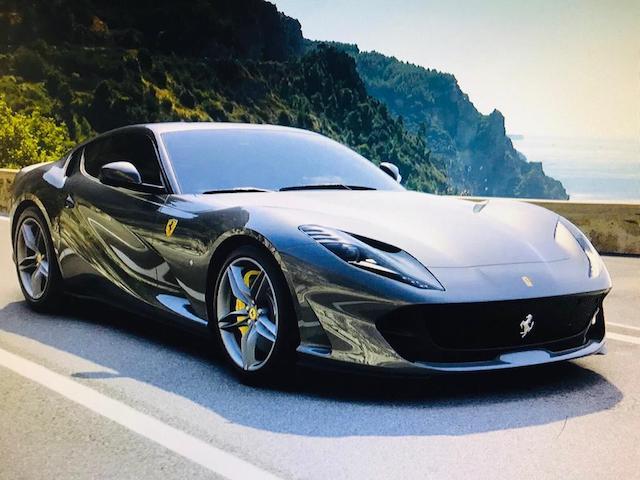 Ferrari 812 Superfast New 2020 Full Immediate Delivery